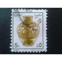 Египет 1990 стандарт, ваза