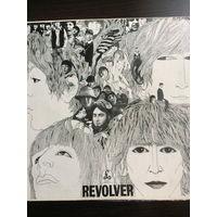 Виниловая пластинка БИТЛЗ. REVOLVER (РЕВОЛЬВЕР) Оригинал 1966 год.