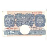 1 фунт 1940-44 гг.