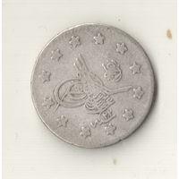 Турция 1 куруш 1876