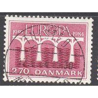 Дания Европа-Септ 1984 год