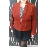 Пиджак штроксовый 54-56 размер