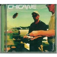 CD-r Chicane - Somersault / Trance, Electro, House