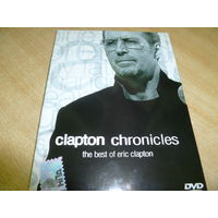 Erick Clapton - THE BEST - DVD-