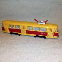 """Трамвай со светом и звуком """"Технопарк"""""""
