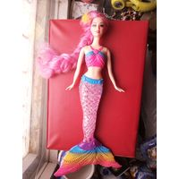 Кукла Барби - русалка. Высота 35 см.