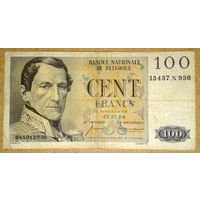 100 франков 1959г.