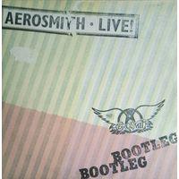Aerosmith /Bootleg/1978, CBS, Holland, 2LP, EX