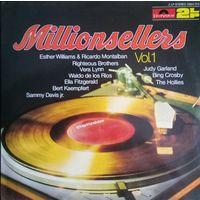 Millionsellers /Vol. 1/1972, Polydor, Germany, 2LP, EX