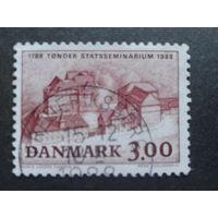 Дания 1988 педагогическая семинария