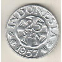 Индонезия 25 сен 1957