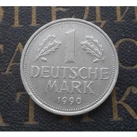 1 марка 1990 (F) Германия ФРГ #04