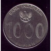 1000 Рупий 2010 год Индонезия