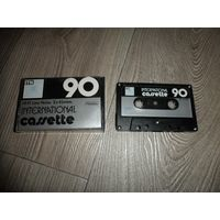 Аудиокассета International 90