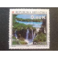 Хорватия 1994 стандарт, туризм водопад