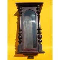 Старинный корпус от настенных часов, 67х32