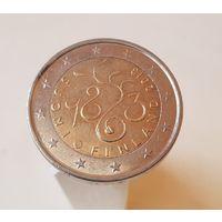 2 евро Финляндия 2013  150 Лет сейму 1863 года