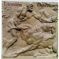Telemann. Ouvertures. Mint