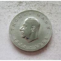 Германия - ГДР 5 марок 1975 100 лет со дня рождения Томаса Манна