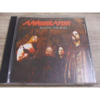 CD Annihilator Waking the Fury