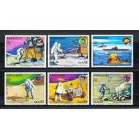 1973 Парагвай. Космические исследования