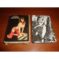 Игральные карты Сувенирные (Versus Ltd.), 1993 г. /редкая колода/.