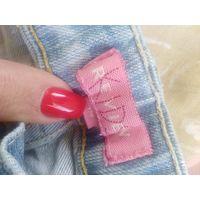 Брюки джинс на рост до 128