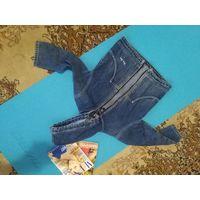 Куртка джинс на девочку 8-10 лет
