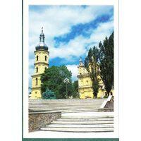 БЕЛАРУСЬ 1998 г. открытка Пинск Францисканский  костёл