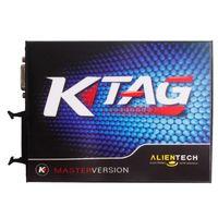 K-Tag ECU Master (v 6.070) программатор для чип тюнинга и удаления FAP / DPF (ДОРАБОТАННЫЙ)