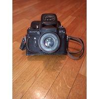Раритетный фотоаппарат ЗЕНИТ ЕТ Helios 44 m7