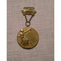 Медаль  наградная  спортивная