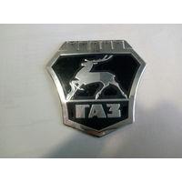 """Эмблема решетки радиатора ГАЗ 3308 """"Садко"""", ГАЗ 3309, ГАЗель NEXT, ГАЗель Бизнес, Соболь Бизнес, ГАЗ 4WD ."""