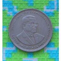 Маврикий 1 рупия 1987 года. Подписывайтесь! Много новых лотов в продаже!!!