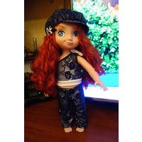 Одеждя для куклы принцессы Disney