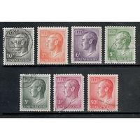 Люксембург /1965-71/ Стандарт / Жан фон Люксембург / 7 марок