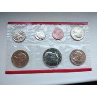Набор монет США 1980 года - 16
