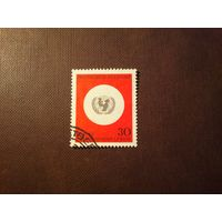 Германия 1966 г.Детский фонд ООН.