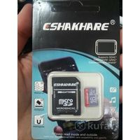 Micro SD Card ESHAKHARE - 16 Gb (10 класс, новая, пр-во Тайвань)