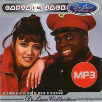 "Captain Jack ""De Luxe Collection MP3"" CD"