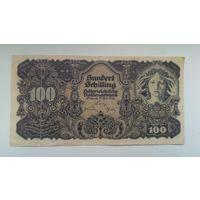 100 шиллингов 1945 редкая!