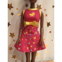Платье для куклы Барби Barbie easter