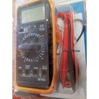 Мультиметр цифровой профессиональный,МУ-64,новый