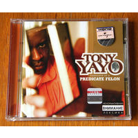 "Tony Yayo ""Thoughts Of Predicate Felon"" (Audio CD - 2005)"
