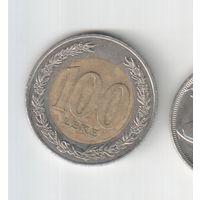 100 лек 2000 года Албании  20-21