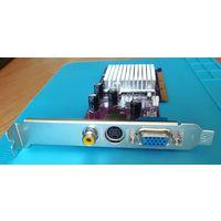 Видеокарта AGP Palit Geforce4 MX440 8x 64MB DDR TV-OUT