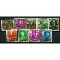 Испания - 1959 - Искусство - 9 марок. Гашеные. Старт с 5 коп. (Лот 68o)