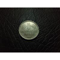 """1 марка 1962 """"F"""" - Штутгарт"""