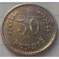 Финляндия 50 пенни, 1940        ( 6-4-4 )