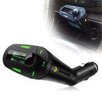 Автомобильный беспроводной MP3 плеер, с функцией FM, с пультом ДУ
